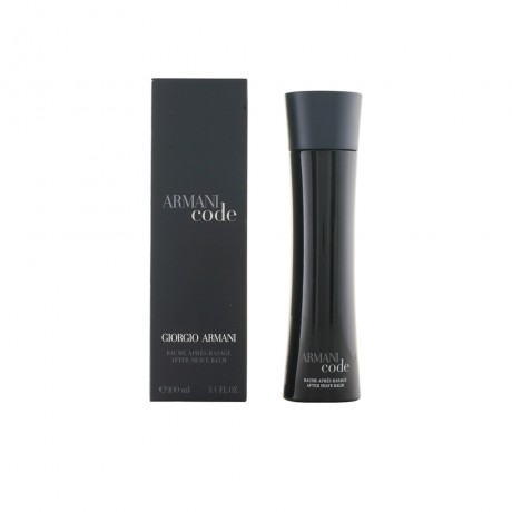 armani code after shave balm 100 ml