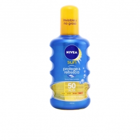sun protegerefresca vapo spf50 200 ml