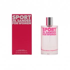 jil sander sport woman edt vaporizador 100 ml