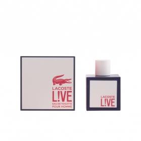 lacoste live edt vaporizador 100 ml