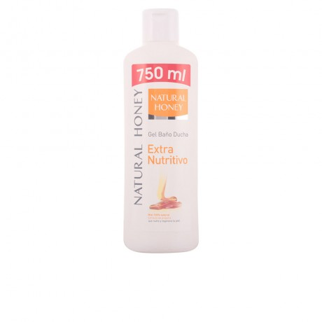 miel 100 natural extra nutritivo gel de ducha 750 ml