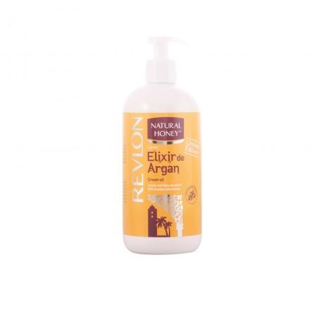 elixir de argan loción corporal dosificador 400 ml