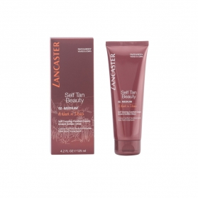 self tan beauty face body comfort cream 02 medium 125 ml
