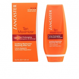 after sun tan maximizer soothing moisturizer 125 ml