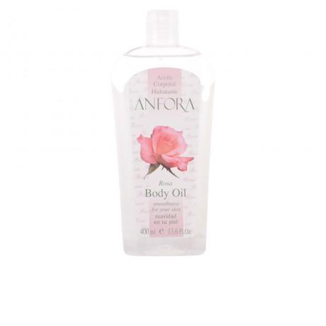 agua de rosas aceite corporal 400 ml