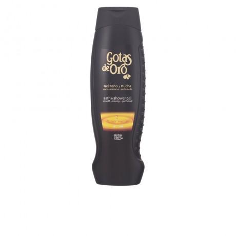 gotas de oro clasico gel cremoso baño y ducha 750 ml