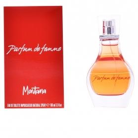 parfum de femme edt vaporizador 100ml