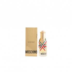 moschino perfum edt vaporizador 25 ml