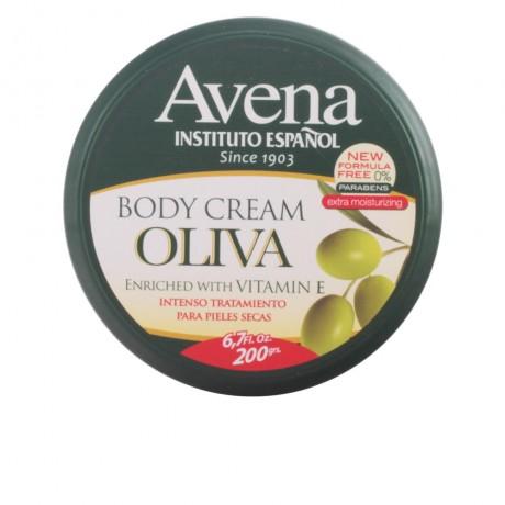 oliva crema corporal 200 ml