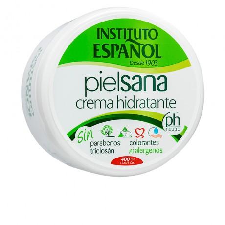 piel sana crema corporal hidratante 400 ml