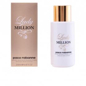 lady million loción hidratante corporal 200 ml