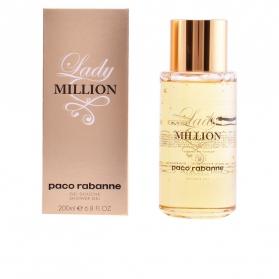 lady million gel de ducha 200 ml